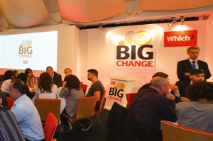 Big Change consumer banking event